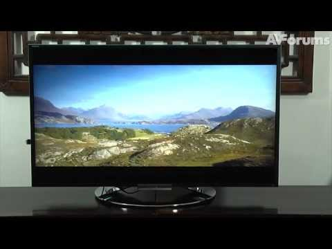 Sony W90 KDL-40W905 3D LED LCD TV Review