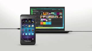 Device Switch_ BlackBerry Z10 - Official How To Demo