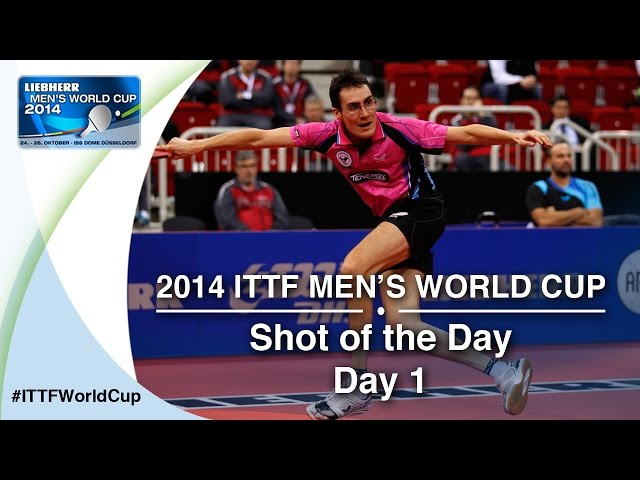 2014 Men's World Cup - Shot of Day 1