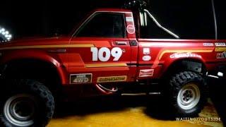 Tamiya Toyota Hilux reveal