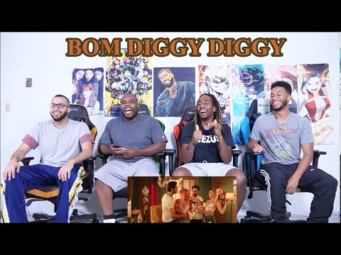 Download Lagu  Bom Diggy Diggy  | Zack Knight | Jasmin Walia | Sonu Ke Titu Ki Sweety REACTION Mp3 Free