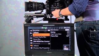 Sony PXW FS7 Manual Tutorial