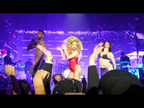 Lady Gaga - Sexxx Dreams Hd  Roseland Ballroom April 6, 2014 video