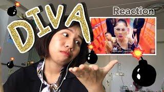 DIVA (#IAMDIVA) | THU MINH x MEW AMAZING x SLIMV | Reaction | เฟียสมากแม่
