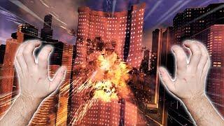 SUPER VILLAIN MODE (FREE ROAM MOD) - MEGATON RAINFALL VR