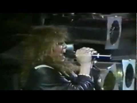 EUROPE - The Final Countdown World Tour 1987 (Full Concert 1:25:30)