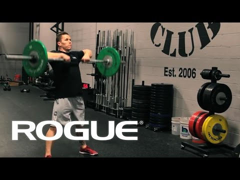 Movement Demo - Sumo Deadlift High Pulls Image 1