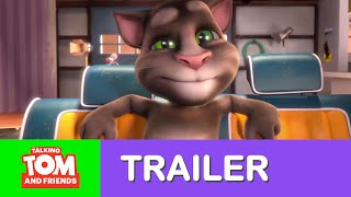 Talking Tom and Friends - Trailer
