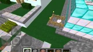 Minecraft PE- My Modern City