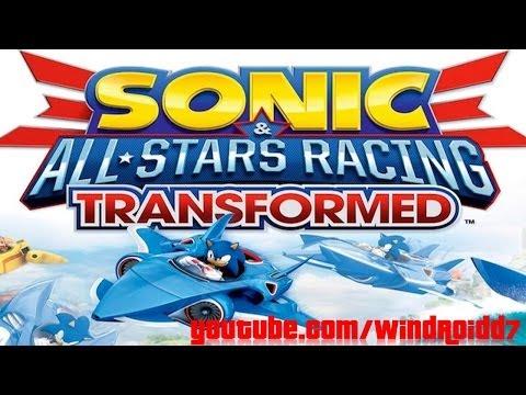 Lanzamiento! Sonic Racing Transformed Para Android [Descarga Gratis]