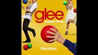 Watch Glee Cast Starships video