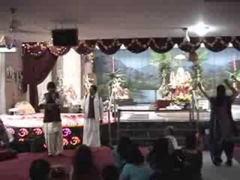 Mata Ki Bhente-jyoti Prakash In Vaishno Devi Mandir Oakville Part 2 video