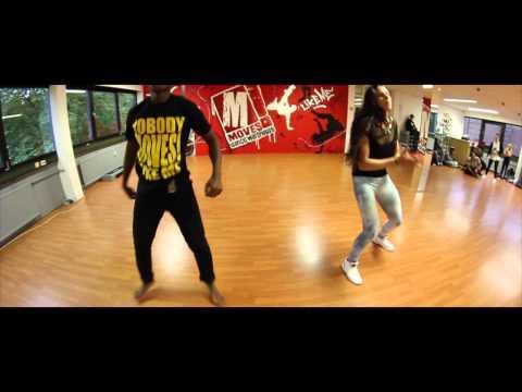 Broederliefde - Spangenshake    choreo By Petit Afro