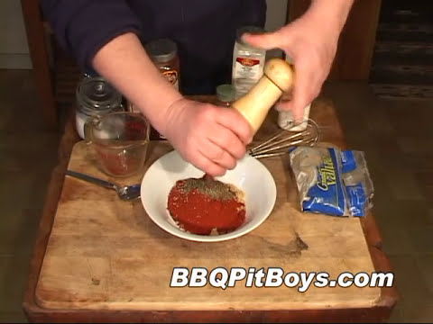 BBQ Pit Boys Classic American Brown Sugar Dry Rub