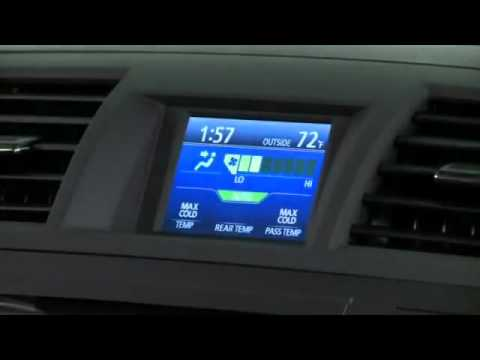 2010 Toyota Highlander Video