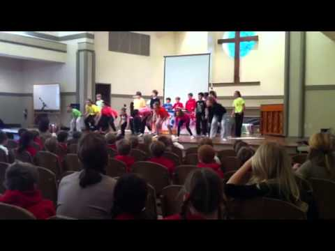 5th-6th Stomp, The Covenant School