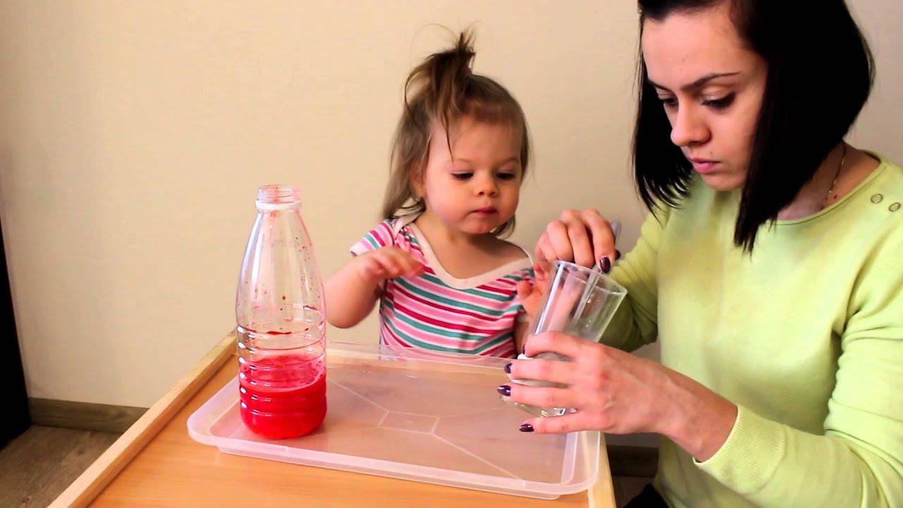 Опыты для детей в домашних условиях Активная мама 53