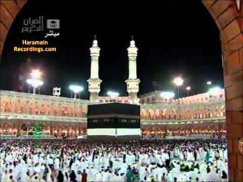 Sheikh Sudais Surah Al-waqiah video