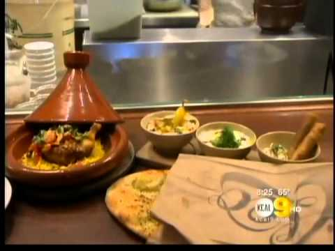 Los Angeles Tourism - KCAL 9 Dine on a Dime