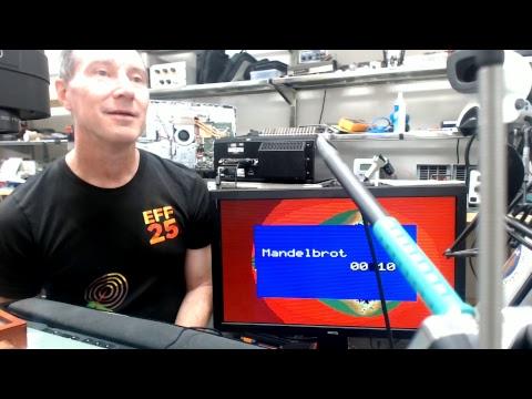 EEVblog LIVE DIY TTL Computer Build