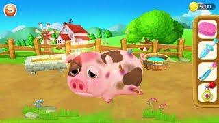 Game Hay Vui Nhộn Cho Bé – Nông Trại Của Bé, Chăm Sóc Lợn, Vắt Sữa Bò, Làm Bánh