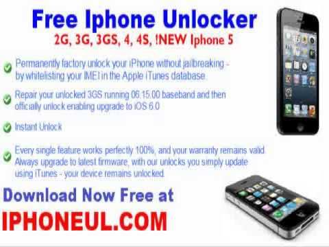 How To Unlock Iphone 3g 2.2 2 video