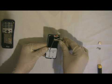 Nokia 6300 LCD Replace - How to Replace a broken LCD Screen in Less than 10minutes.