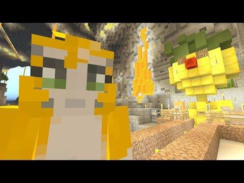 Minecraft Xbox - Cave Den - Grass Race 2016 (75)