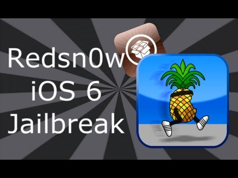 iOS 6 Jailbreak With Cydia For iPhone 4. 3GS & iPod Touch 4