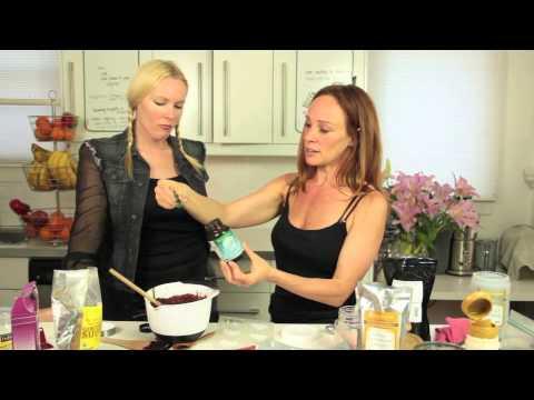 RAW CHOCOLATE IS HEALTHY! easy recipe! - Dara Dubinet