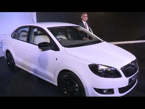 ŠKODA Auto India invites you to the launch of the new SKODA Rapid