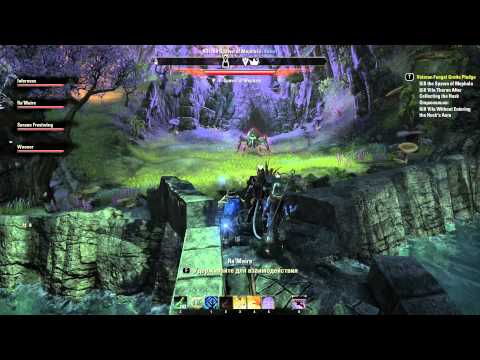 The Elder Scrolls Online #33 - Прохождение Veteran Fungal Grotto