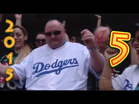Funny Baseball Bloopers of 2015, Volume Five