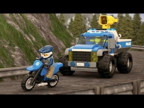 Verbrecher gegen Polizei - LEGO City