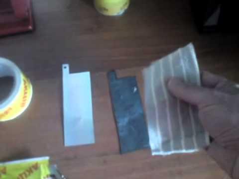 Как сделать аккумуляторную батарейку