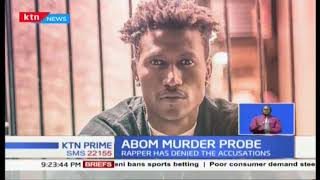 Kenneth Abom murder: Rapper 'Octopizzo' denies claims of involvement in his murder