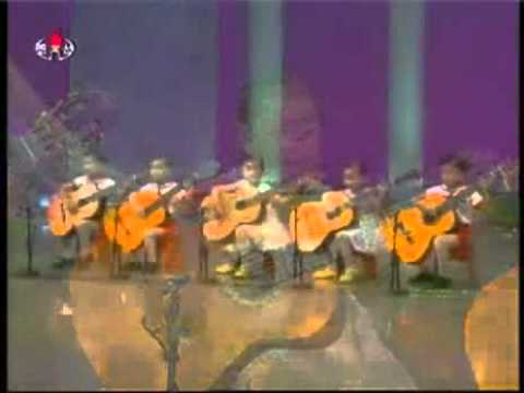 north korean kids have amazing guitar skills