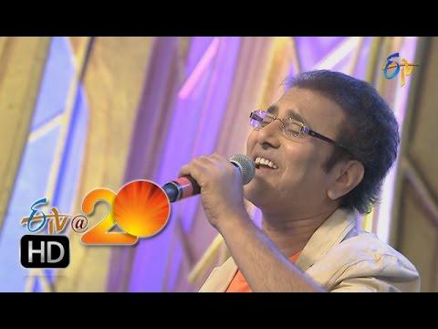 Vandemataram Srinivas, Performance - Elamanda Song in Warangal ETV @ 20 Celebrations