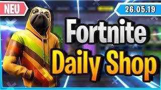 *OMG* NEUER HUNDE SKIN IM SHOP - Fortnite Daily Shop (26 Mai 2019)