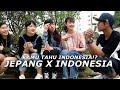 Cewe jepang tau indonesia?