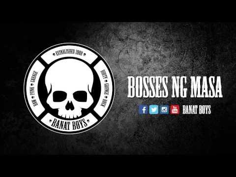 Bosses Ng Masa - Banat Boys (Radio Edit of Betlog Ng Tagalog)