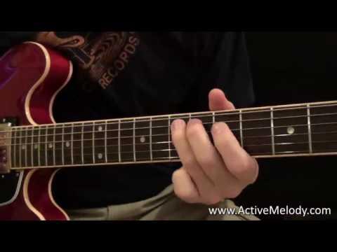 B.B. King - Easy Blues Riff