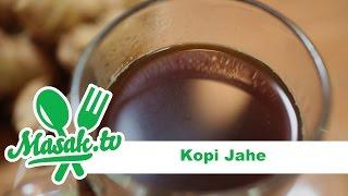 Kopi Jahe | Minuman #038