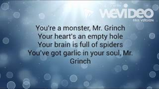 """""""You're A Mean One, Mr. Grinch"""" By; Lindsey Stirling (Feat) Sabrina Carpenter"""