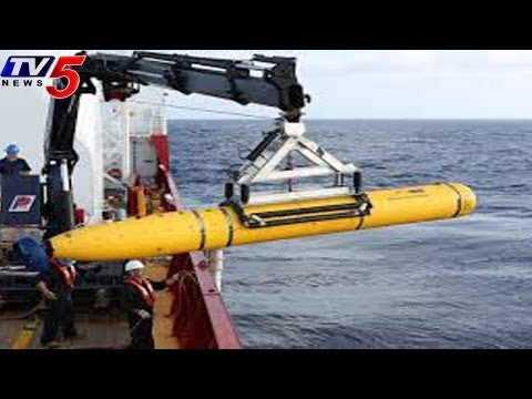 Robot submarine makes first complete search for MH370