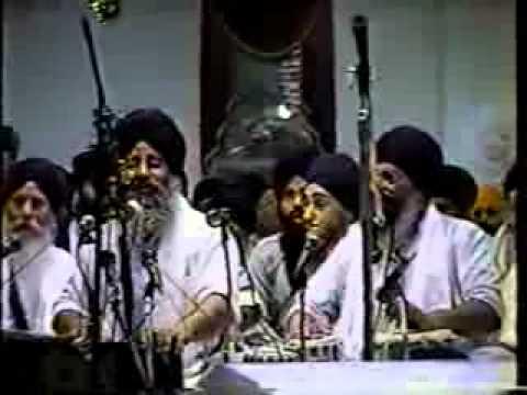 Bhai TejinderPal Singh Ji Dulla Veerji 1998 Toronto