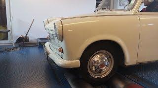 Totalcar Erőmérő: Trabant 601 Universal