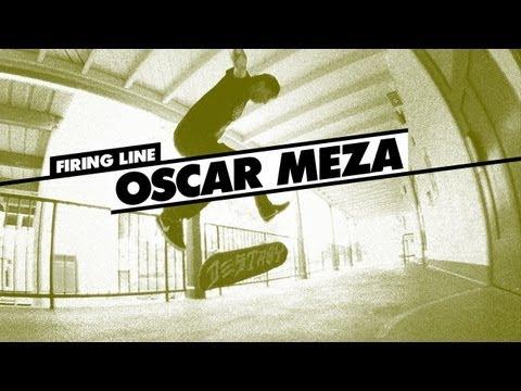 Firing Line: Oscar Meza