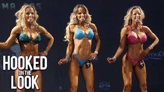 World's Only Bodybuilding Triplets Face Off | HOOKED ON THE LOOK