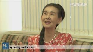 China's reform, opening-up in Japanese celebrities' eyes